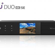Nový VU + Duo 4K SE už čoskoro!